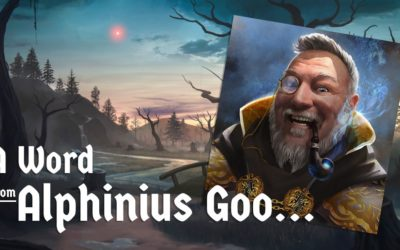 Message from Alphinius
