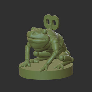 Mechanical Toad
